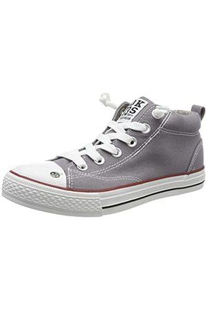 Dockers 38ay603-710200, Unisex Kids' Hi-Top Sneakers, (Grau 200)