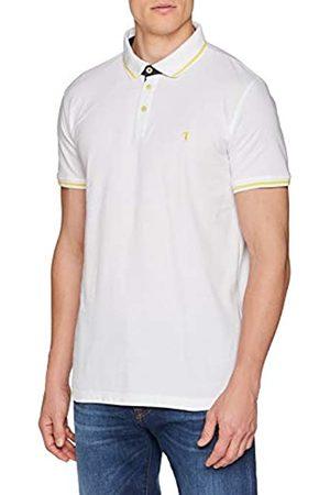 Trussardi Jeans Men's Polo-Shirt Piquet Regular Fit