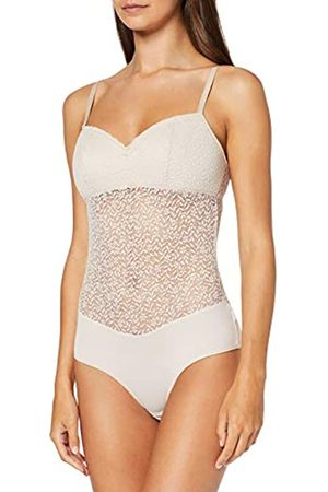 Lovable Women's Stylish Lace Bodysuit