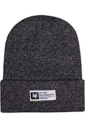 Zoo York Men's Heritage Patch Beanie