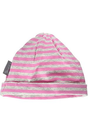 Sterntaler Baby Girls' Beanie hat with turn