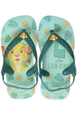 Havaianas Baby Disney Classic II Sandals, ( Dew 7611)