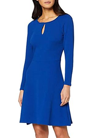 Dorothy Perkins Women's Keyhole Seamed Fit & Flare Dress