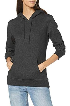 Build Your Brand Women's Ladies Heavy Hoody Jacket