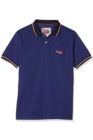 Superdry Men's Classic Lite Micro Sports Polo Shirt