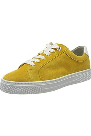 Sioux Women's Somila-704-h Low-Top Sneakers, (Amber 006)