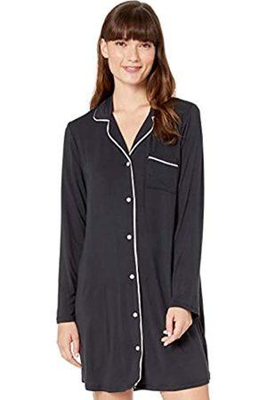 Amazon Essentials Piped Nightshirt Pajama Top