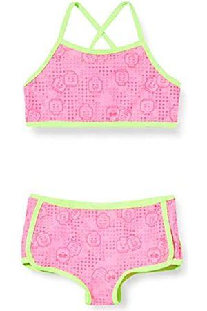 LEGO Wear Girl's Lwandrea Uv Bikini Lsf 50 Plus Swimwear Set