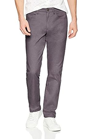 Goodthreads Amazon Brand - mens Slim-fit 5-pocket Chino trouser Casual trousers - gray