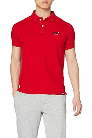 Superdry Men's Classic Pique S/s Polo Shirt