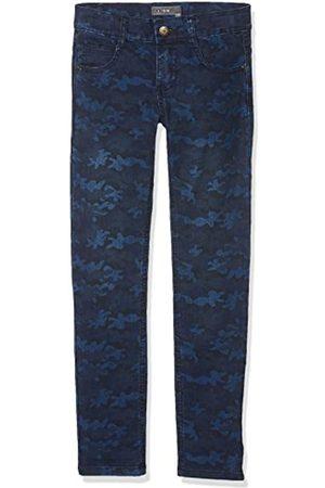 Z Boy's Jeans Slim bleu délavé