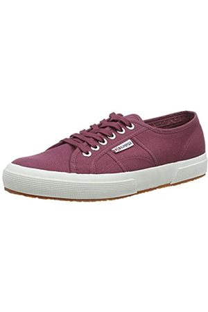 Superga Unisex Adults' 2750-cotu Classic Gymnastics Shoes, (Violet Rose Wkt)