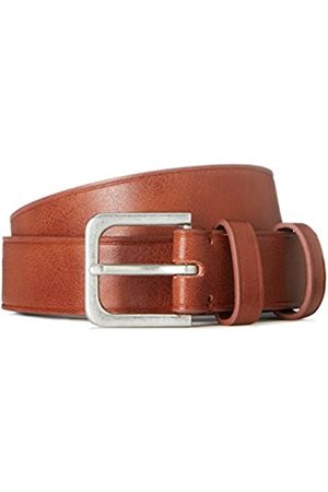 find. Men's Belt in Leather Effect with Metal Buckle