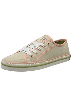 SCOTCH & SODA FOOTWEAR Women's Melli Low-Top Sneakers, (Fog /Corral S266)