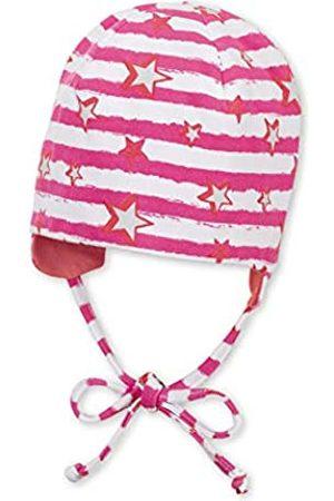 Sterntaler Baby Girls' Beanie RÃversible Flat Cap