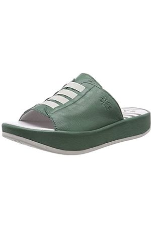 Fly London Women's BOPE981FLY Mules, (Jade 003)