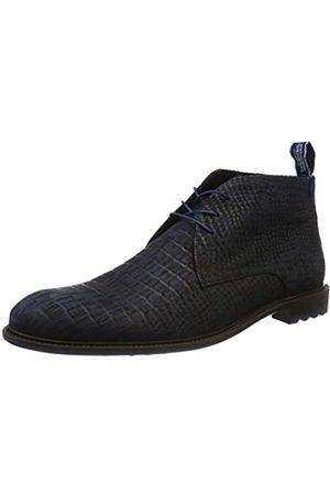 Floris Van Bommel Men's 10203/22 Classic Boots, (Dark Nubuck Croco 22)