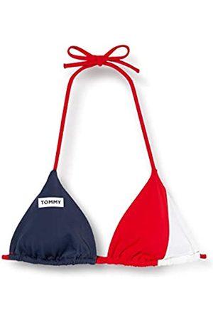 Tommy Hilfiger Women's Trangle Rp Bikini Top