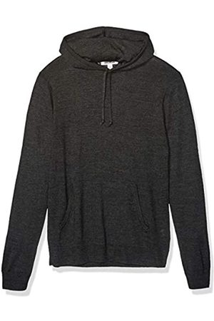 Goodthreads Merino Wool Pullover Hoodie Sweater Charcoal