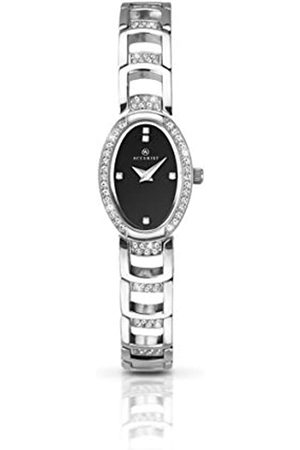 Accurist Womens Analogue Classic Quartz Watch with Brass Strap 8035.01