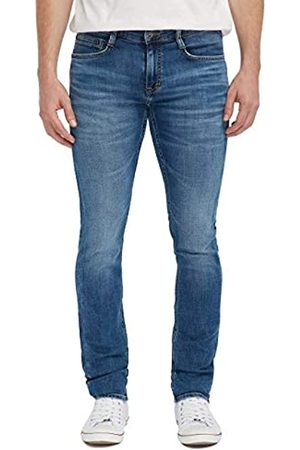 Mustang Men's Oregon Tapered Fit Jeans