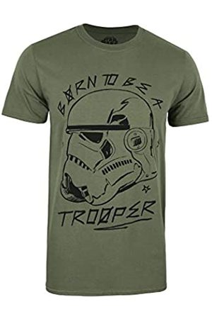 STAR WARS Men's Born to BE T-Shirt