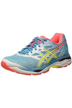 ASICS Gel-Cumulus 18, Women Running Shoes, ( /Safety / Atoll)