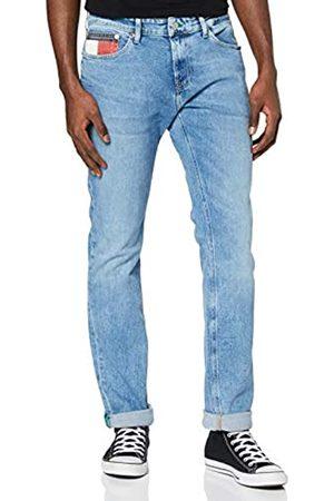 Tommy Hilfiger Men's Scanton Slim SVLTR Straight Jeans