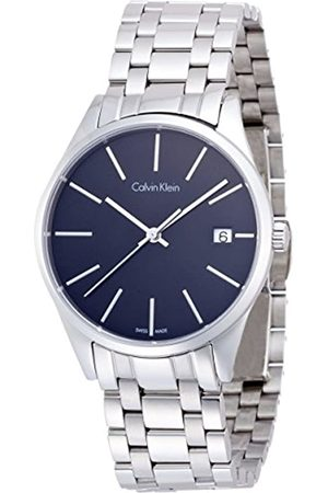 Calvin Klein Men's Analogue Quartz Watch with Stainless Steel Strap K4N23141