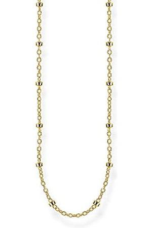 Thomas Sabo Women Silver Sautoir Necklace KE1890-413-39-L70