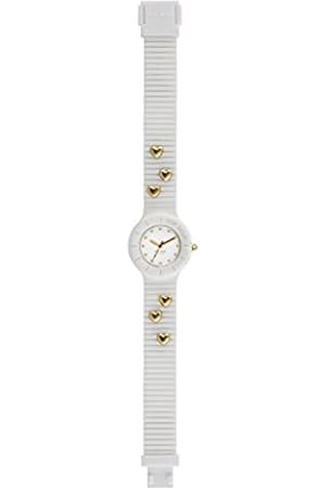 Hip Hop Watch Woman Heartbreakers dial e watchband in Silicon, Glam