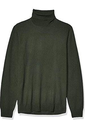 Goodthreads Merino Wool Turtleneck Sweater Olive