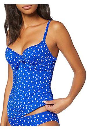 Pour Moi? Women's Mini Maxi Sweetheart Lightly Padded U/W Tankini Top