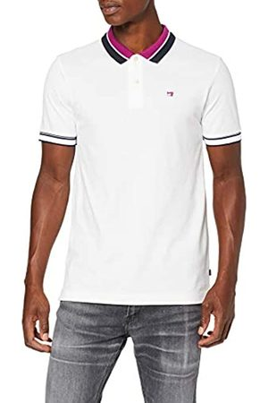 Scotch & Soda Men's Classic Pique Polo with Contrast Tippings Shirt