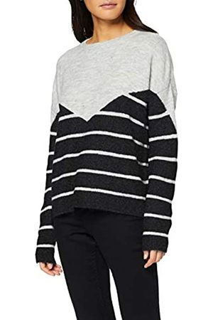 Vero Moda Women's Vmrana Ls Stripe Blouse Jumper
