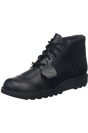 Kickers Unisex Adult's Kick Hi Luxe Classic Boots, ( Blk)