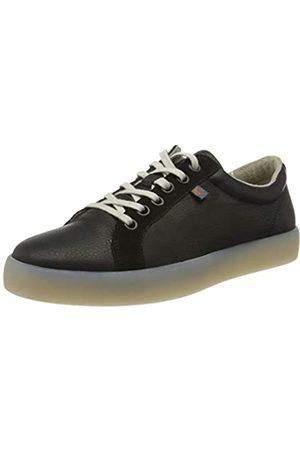 softinos Men's Reed595sof Sneaker, Multicolor ( /Azure 001)