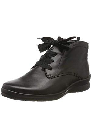 Semler Women's Xenia Ankle Boots, (Schwarz 001)