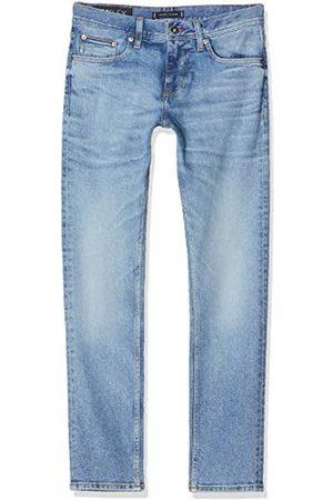 Tommy Hilfiger Men's Slim Layton PSTR Clute Loose Fit Jeans