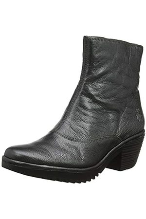 Fly London Women's WINE054FLY Ankle Boots, (Graphite 007)