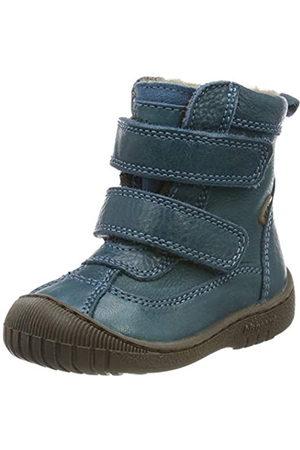 Bisgaard Unisex Kids' Ellis Snow Boots, (Petrolio 1000)