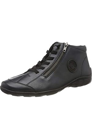 Remonte Women's R3491 Hi-Top Trainers, (Lake 14)