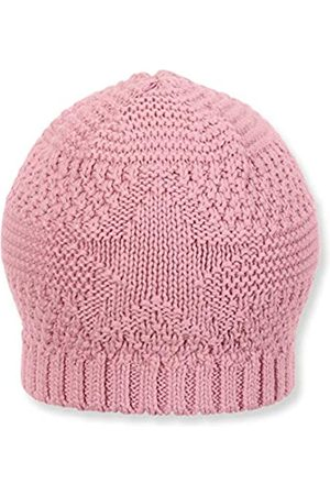 Sterntaler Knitted Cap with Star Motif, Size: 37 cm