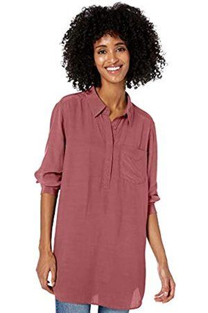 Goodthreads Viscose Popover Tunic Shirt