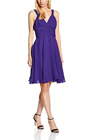Astrapahl Women's Co8008ap Knee-Length Plain Cocktail Sleeveless Dress, (Lavendel)