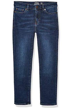 Amazon Boys' Slim-fit Jeans Kumo Dark Wash