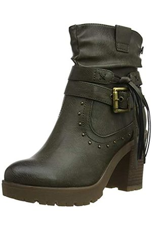 Refresh Women's 69216 Ankle Boots, (Kaki Kaki)