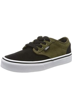 Vans Boys' Atwood Suede Trainers, ((Weatherized) /Beech Xpy)