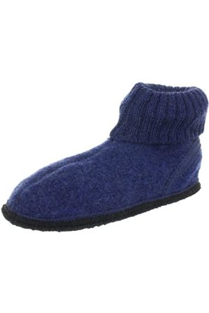 Kitz - Pichler Unisex Kids' Al Ötz Hi-Top Slippers, (Jeansblau 2627)