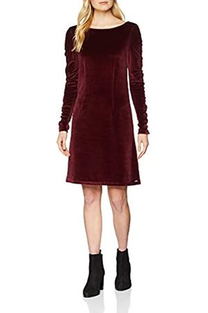 Mexx Women's Midi Pencil Long Sleeve Party Dress